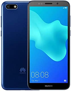 "Huawei Y5 2018 DRA-L23 DUAL SIM FullView Display 5.45"" 4G LTE Quad Core 16GB 8MP Smartphone Factory Unlocked Android GO (I..."