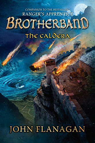 The Caldera (The Brotherband Chronicles Book 7)
