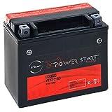NX - Batterie moto YTX12-BS / GTX12-BS 12V 10Ah