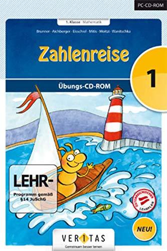 Zahlenreise - Veritas - Software - 1. Schuljahr: CD-ROM - Neubearbeitung