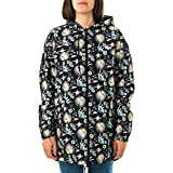 Giacca Donna Vans Wm Mercy Reversible Parka Black/califas Black Vn0a34fmzf7
