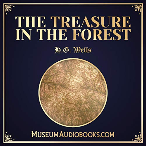 The Treasure in the Forest audiobook cover art
