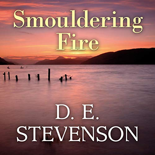 Smouldering Fire cover art