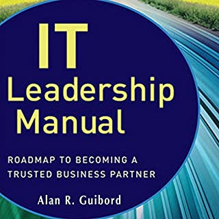 IT Leadership Manual cover art