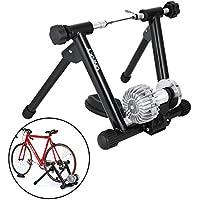 """ROCKBROS Cubierta de Sudor para Entrenamiento de Bicicleta Impermeable El/ástica Absorber el Sudor para Rodillos Ciclismo Dos Tipos Adecuada para Telefonos M/óviles 6.0/"""" Negro Rojo"""