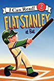 Flat Stanley at Bat (I Can Read Level 2)