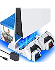 OIVO PS5 Cooling Station with Controller Charger