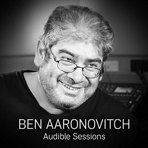 Ben Aaronovitch cover art