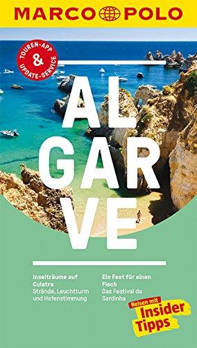 Preisvergleich Produktbild MARCO POLO Reiseführer Algarve: Reisen mit Insider-Tipps. Inkl. kostenloser Touren-App und Event & News
