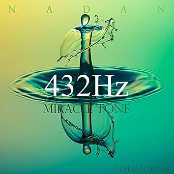 432Hz : Sleep Meditation Music with Healing Wave (Stress,Insomnia,Yoga,Relax,Study,Prenatal Education)