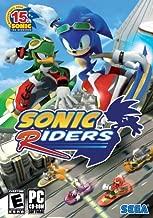 Sonic Riders - PC (Jewel case)