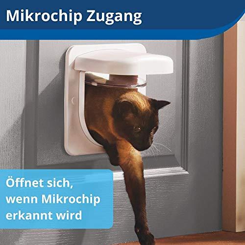 PetSafe Petporte smart flap Katzenklappe mit Mikrochip - 4