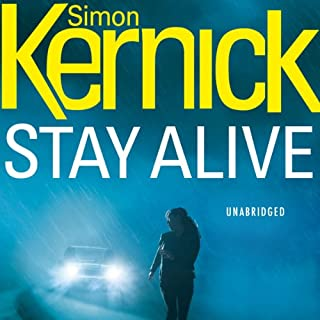Stay Alive cover art