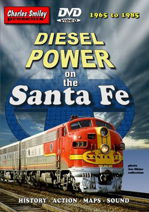 Diesel Power on the Santa Fe (DVD) (Charles Smiley Presents) [DVD]