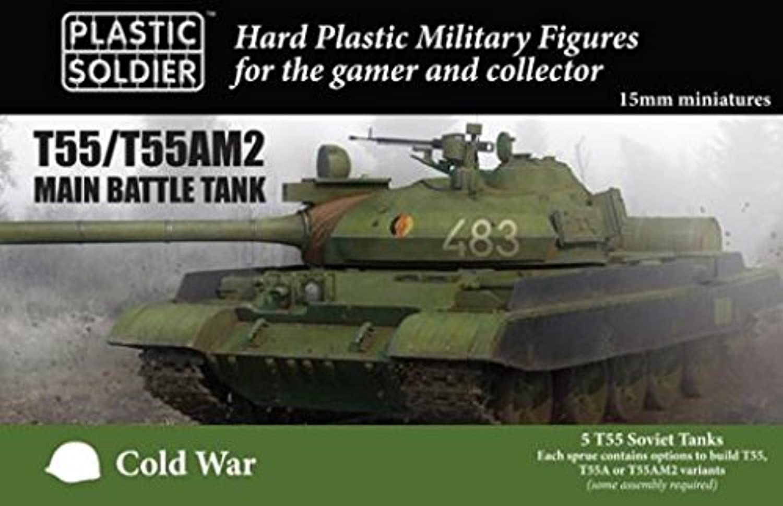 15mm T55 Soviet Tank