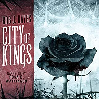 City of Kings audiobook cover art