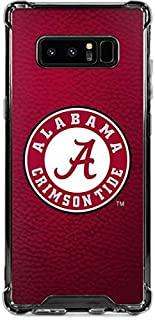 Skinit Clear Phone Case for Galaxy Note 8 - Officially Licensed College University of Alabama Seal Design