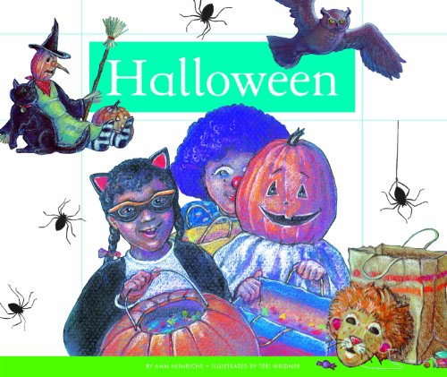 Halloween (Holidays and Celebrations) (English Edition)