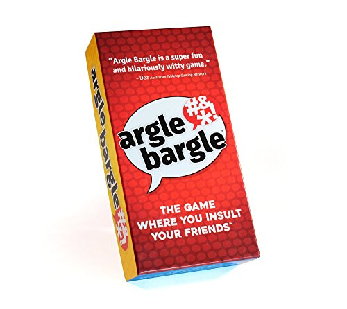 Argle Bargle: The Game Where You Insult...