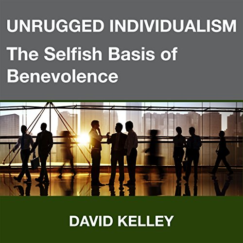 Unrugged Individualism audiobook cover art