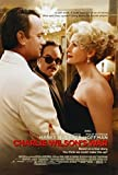 Charlie Wilson's War 2007 S/S Movie Poster 11x17