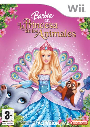 Barbie La Princesa de los Animales
