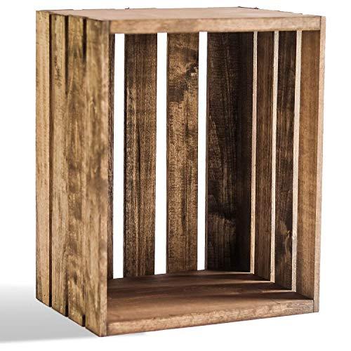 Darla'Studio 66 Rustic Wood Crate