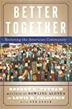 our kids - Better Together: Restoring the American Community