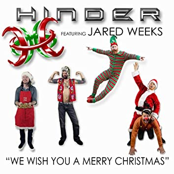 We Wish You a Merry Christmas (feat. Jared Weeks)