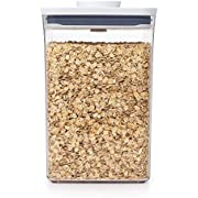 Oxo 11233500MLNYK Plastic Food Storage Container, White, 11233500MLNYK