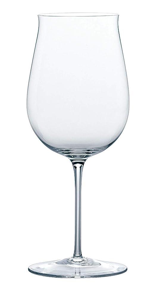 ハンディハンディ太い【日本製?ハンドメイド】 たなごころ ワイングラス 620ml (容量620ml) N262-82