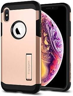 Spigen iPhone X Tough Armor cover/case - Blush Gold
