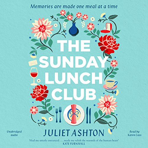 The Sunday Lunch Club audiobook cover art