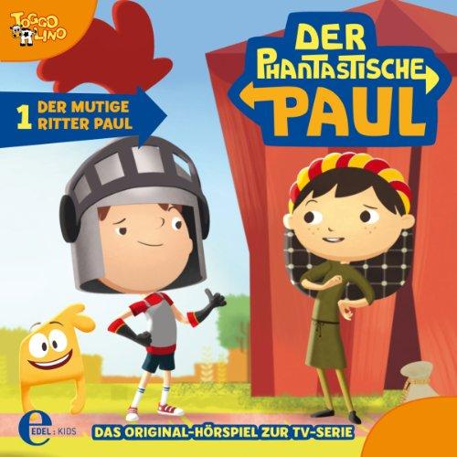 Der mutige Ritter Paul Titelbild
