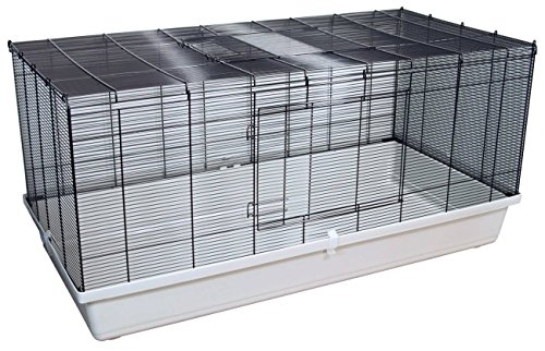 PETGARD Mäuse- und Hamsterkäfig BORNEO XL