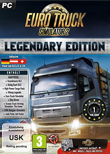 Euro Truck Simulator 2: Legendary-Edition (Limited)