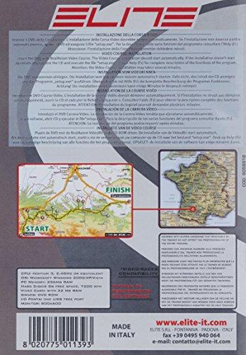 Elite DVD Tdf Luchon Carcassonne für Real Axion und Power, FA003511036 - 2