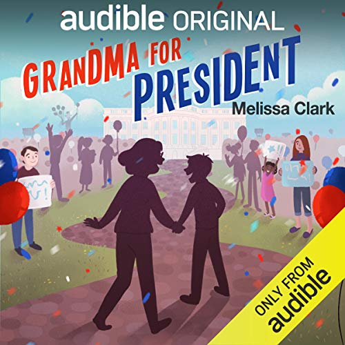Grandma for President cover art