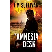 The Amnesia Desk: Fast-paced thriller