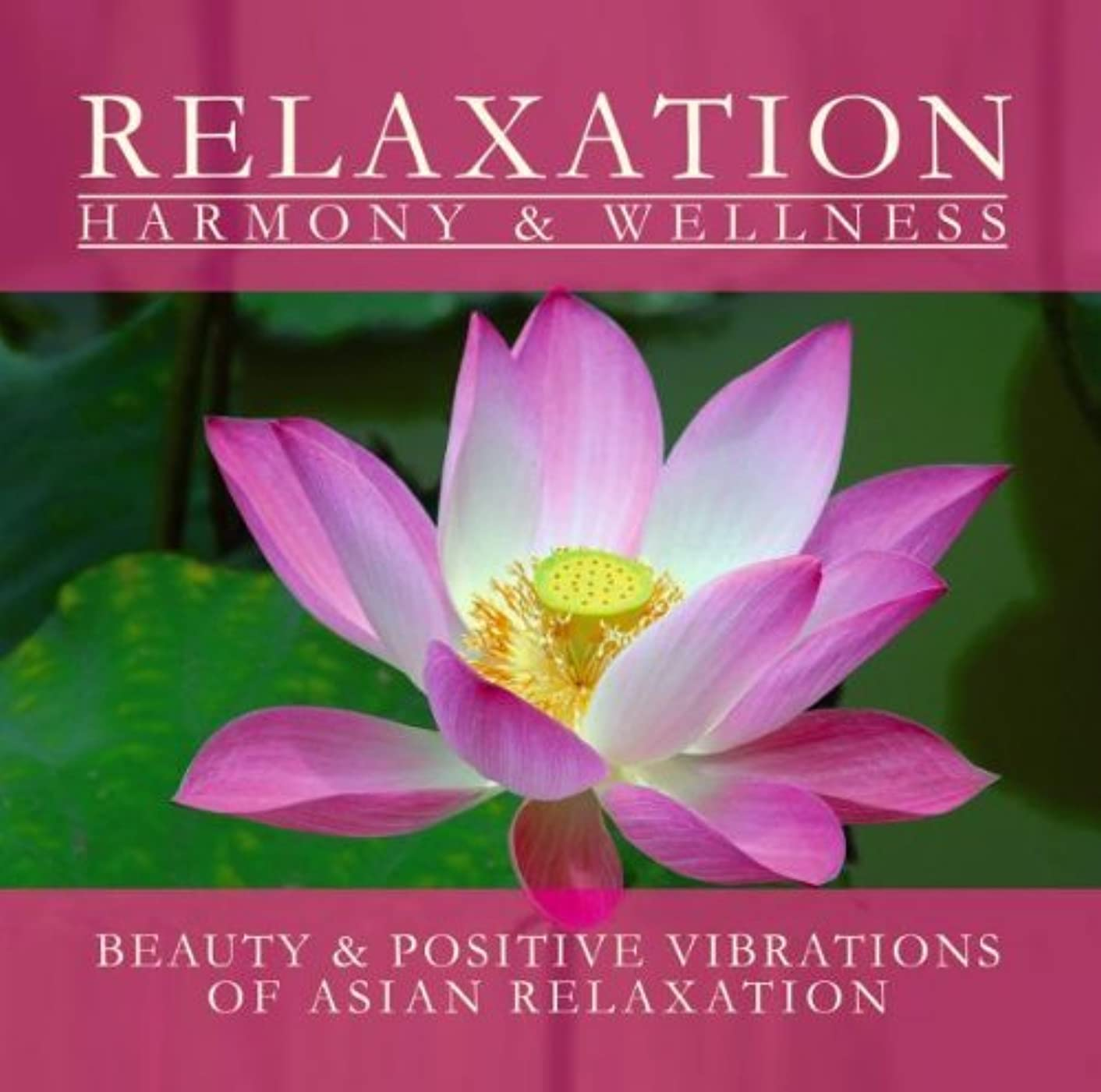 Asian Relaxation by Various Artists (2008-02-07)