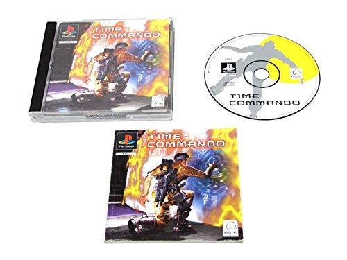PS1 - Time Commando