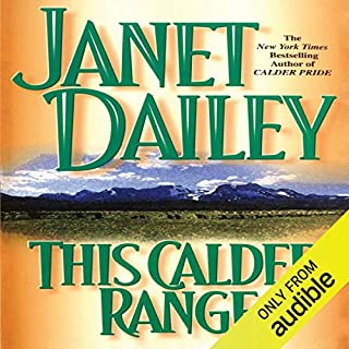 This Calder Range audiobook cover art