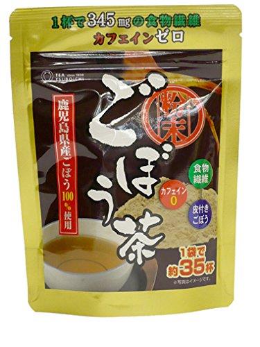 つぼ市製茶本舗『粉末ごぼう茶』