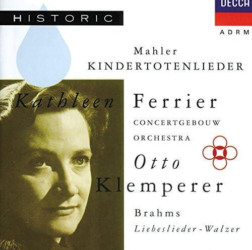 Kathleen Ferrier, Irmgard Seefried, Julius Patzak, Horst Günther, Sir Clifford Curzon, Hans Gál, Royal Concertgebouw Orchestra & Otto Klemperer
