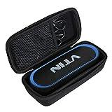 Hermitshell Étui rigide de voyage pour Vtin R4 Bluetooth 5.0 Haut-parleur portable sans fil Bluetooth