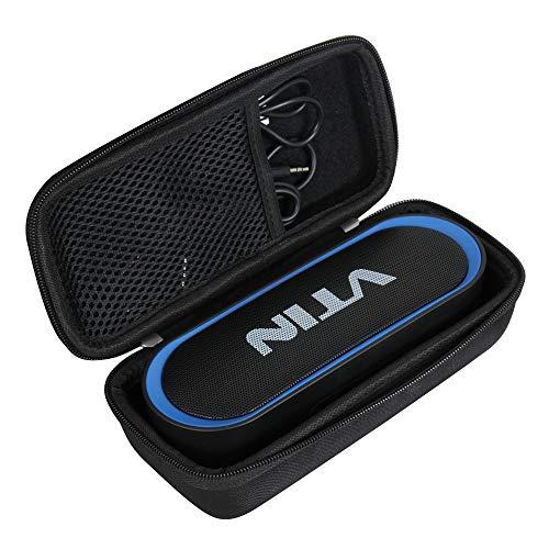 Hermitshell - Custodia rigida da viaggio per Vtin R4 Bluetooth 5.0 wireless altoparlante Bluetooth portatile