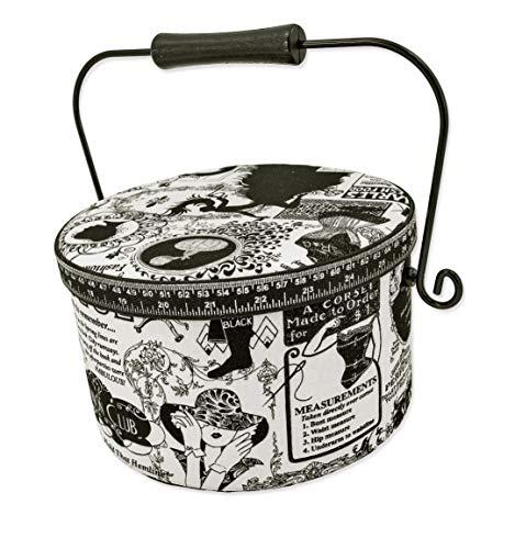 For Sale! Parera Vintage Box, Organizer, Sewing Machine, White, One Size