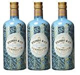 Vermouth Padró & Co Reserva Especial - 3 botellas de 750 ml, Total: 2250 ml