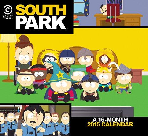 South Park Wall Calendar (2015)