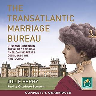 The Transatlantic Marriage Bureau cover art